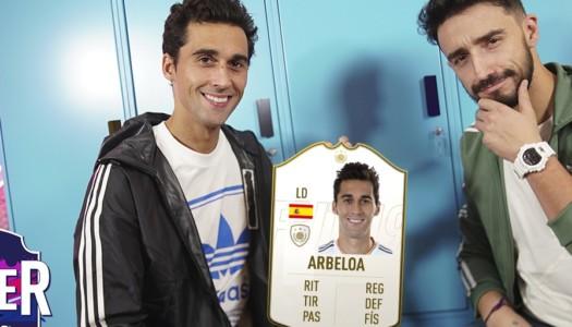 Álvaro Arbeloa protagoniza el nuevo vídeo promocional de FIFA 19