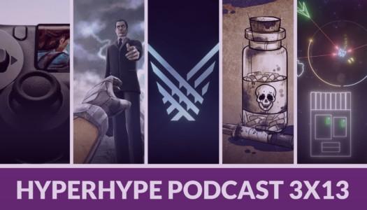 HyperHype Podcast 3×13 – PlayStation 5, Half Life y Realidad Virtual…