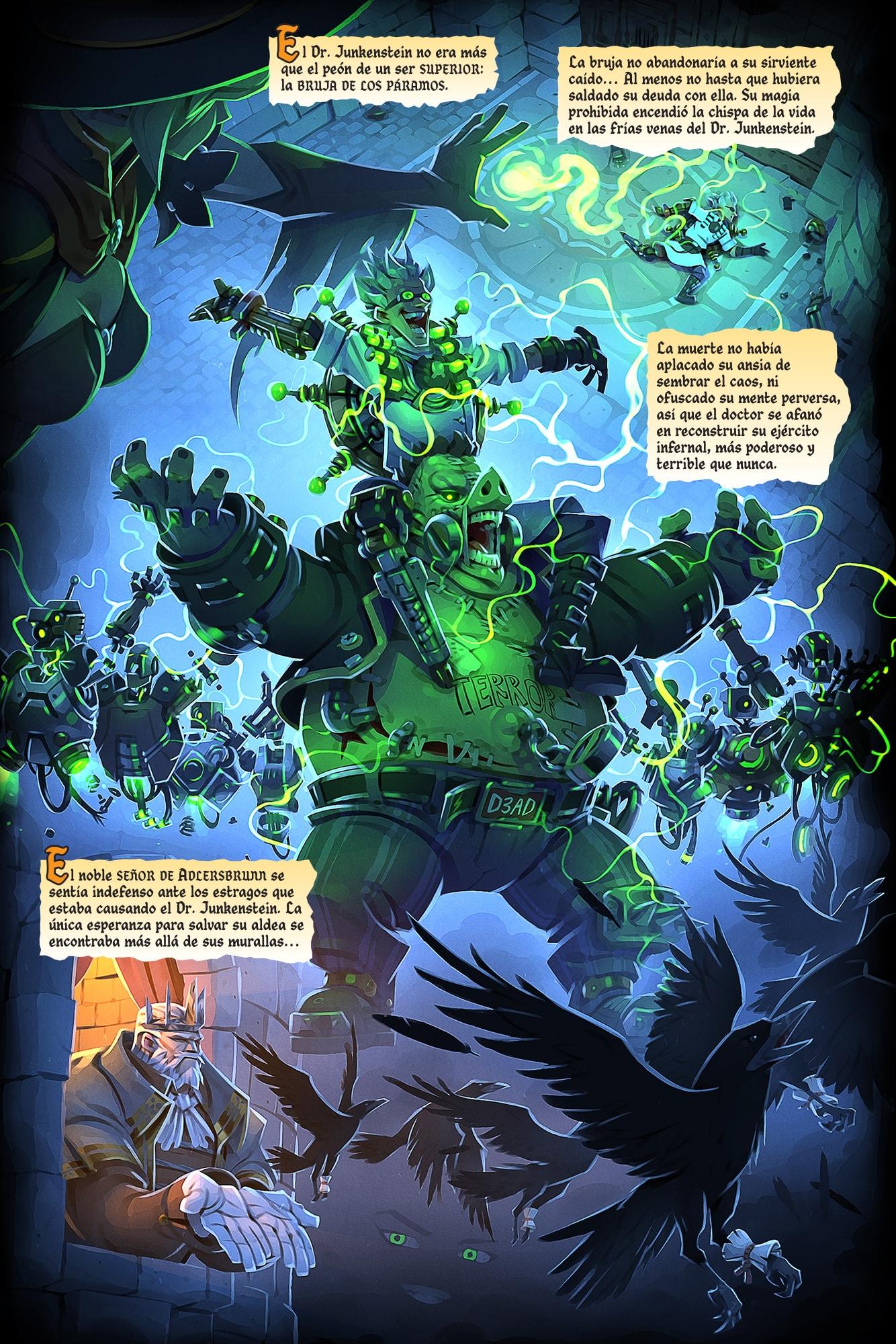 Overwatch comic 1