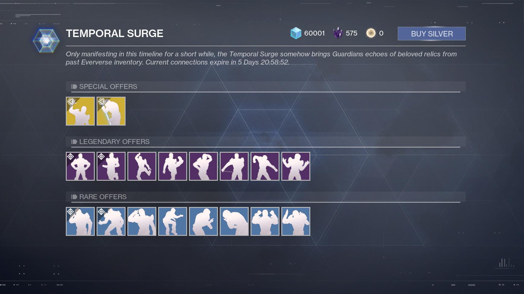 Temporal Surge - Destiny 2