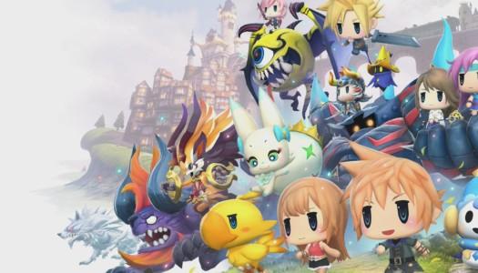 World of Final Fantasy Maxima ya está disponible