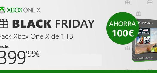 Banner Xbox Black Friday