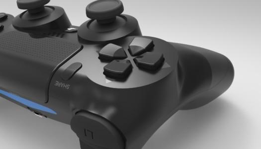 PlayStation 5 podría ver como una pantalla táctil se suma a su mando