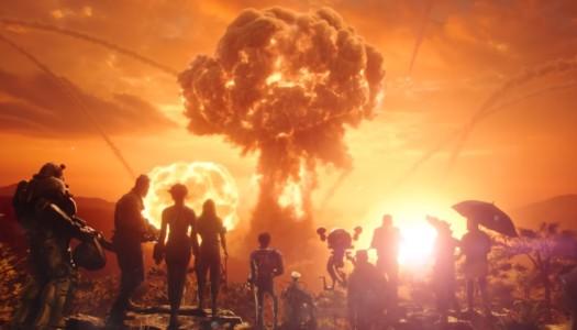 Fallout 76 y sus formas de salvar la crítica