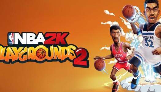 Llega la versión física de NBA 2K Playgrounds 2 para Nintendo Switch
