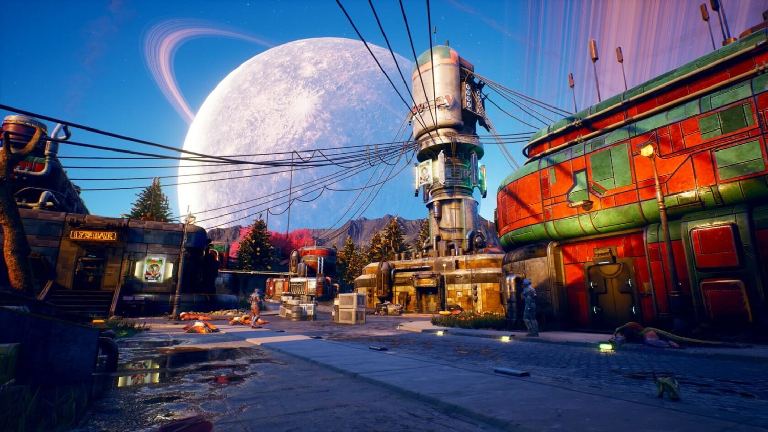 The Outer Worlds-Outer