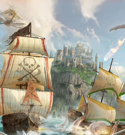 ATLAS ARK WILDCARD GAME