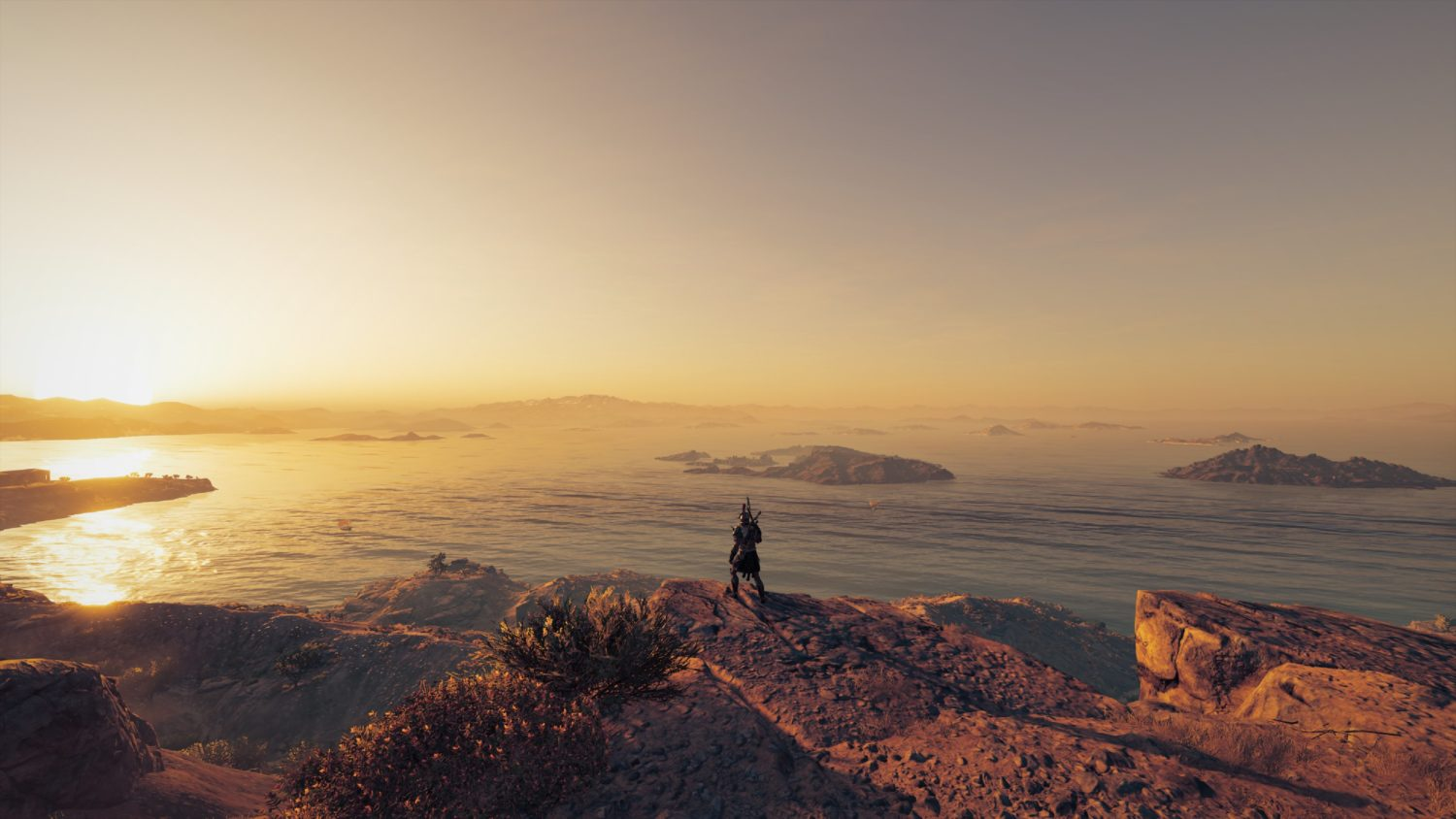 Assassins Creed Odyssey photo mode