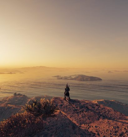 Assassins Creed Odyssey photo mode