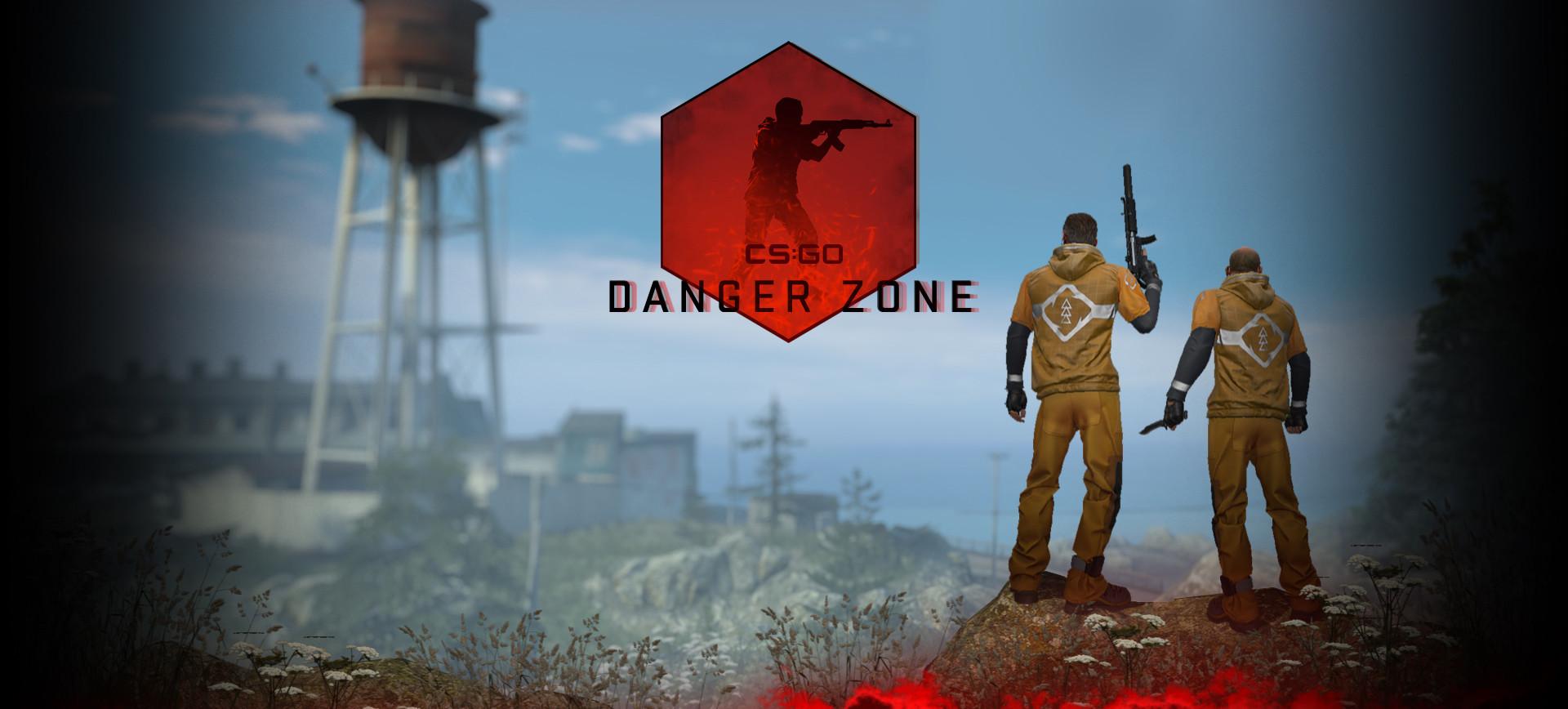 CSGO Counter Strike Danger Zone