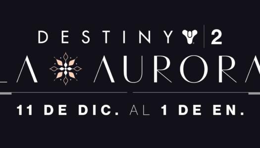 La Aurora de Destiny 2 abre sus puertas