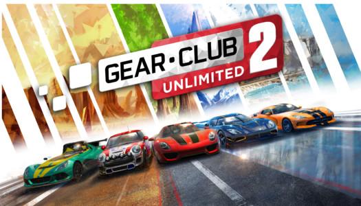 Presentación de Gear.Club Unlimited 2