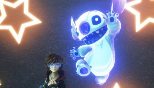 Avalancha de capturas de Kingdom Hearts III