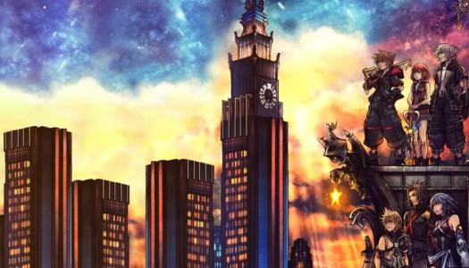 Square Enix muestra diseños de la Llave Espada en Kingdom Hearts III