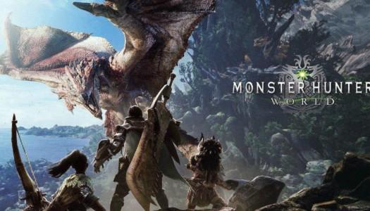 Llega una nueva expansión para Monster Hunter World