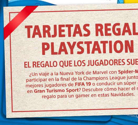 Tarjetas-PlayStation