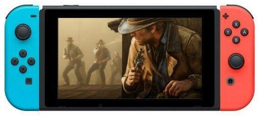 RDR2 Red Dead Redemption 2 Switch