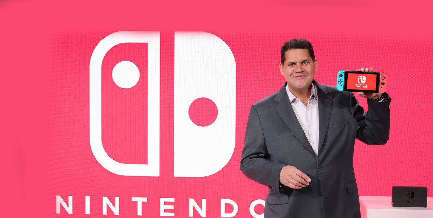 Switch Reggie