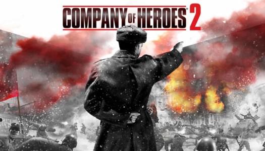 Company of Heroes 2 celebra su aniversario ofreciéndose gratis