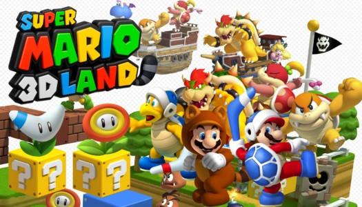 Juegos que me frustran – VOL. III Super Mario 3D Land