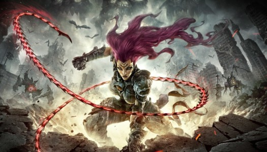 Vuelve el combate original de la saga a Darksiders III
