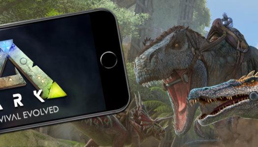 ARK: Survival Evolved para móviles recibe una nueva actualización