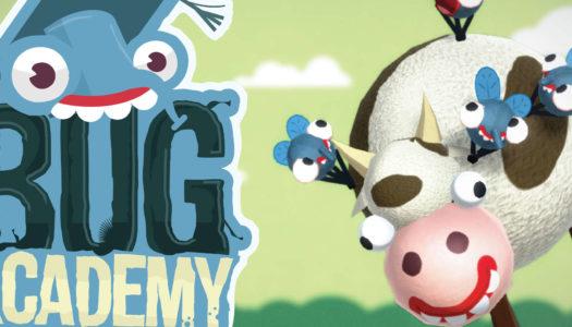 Bug Academy ya está disponible en Kickstarter