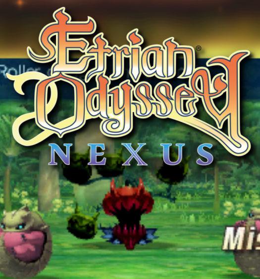 Etrian Odyssey Nexus-Nexus