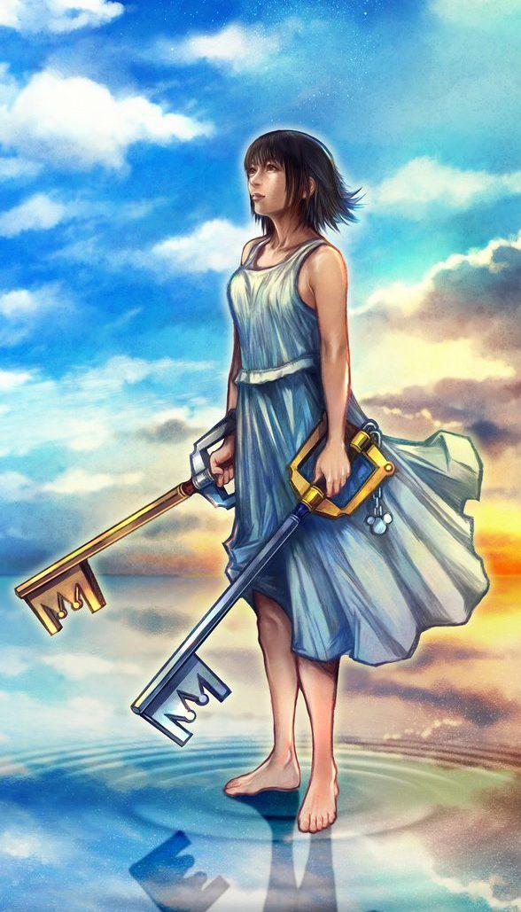 Face My Fears Kingdom Hearts Utada Hikaru