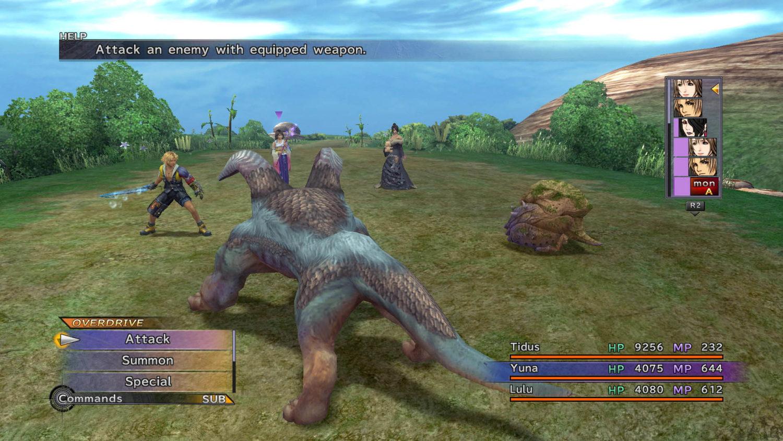 Final Fantasy X / X-2 HD Remaster (2013)