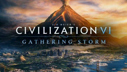 Civilization VI: Gathering Storm presenta sus nuevas características