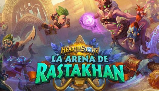 Hearthstone recibe una nueva actualización de balanceo