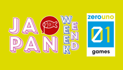 Zerouno Games lanza una entrada especial para la Japan Weekend