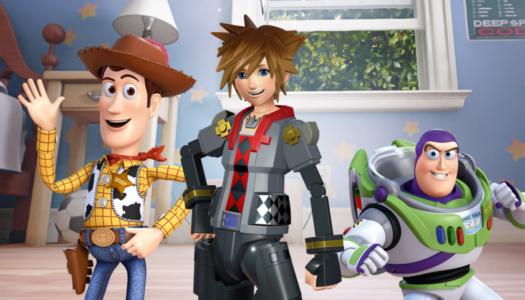 Kingdom Hearts III ya disponible para PlayStation 4 y Xbox One