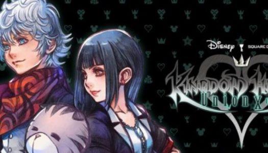 Kingdom Hearts Union ÷[Cross] celebra su tercer aniversario