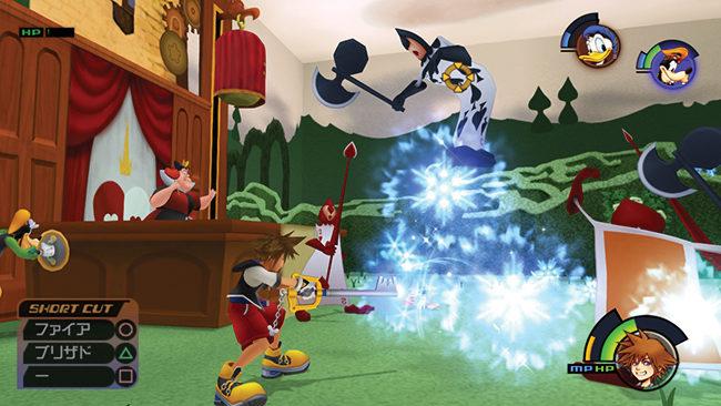 Kingdom Hearts 1.5 HD Remix (2014)