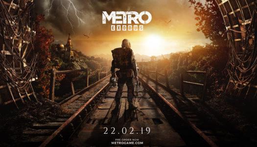 Publicados los requisitos técnicos de Metro Exodus en PC