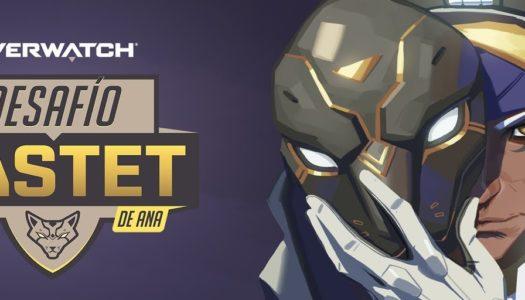 Consigue una skin épica para Ana en el desafío Bastet de Overwatch