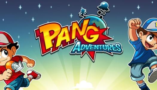 Pang Adventures ya ha llegado a Nintendo Switch
