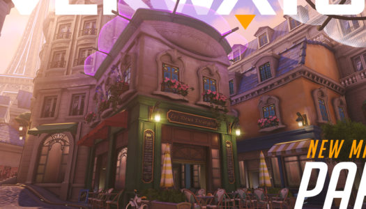 Llega el mapa de París a la RPP de Overwatch