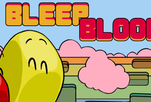 Portada-Bleep-Bloop-2D-Bleep y Bloop