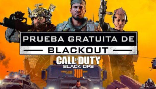 Blackout, el battle royale de Black Ops 4, comienza su prueba gratuita
