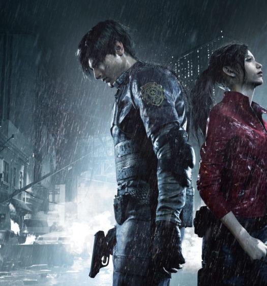 Resident Evil 2 Remake-Remake