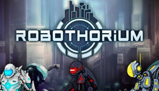 Robothorium llega mañana a PC y Nintendo Switch