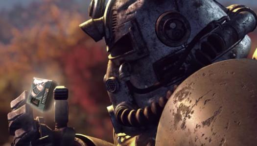 En la piel de un vendedor de Fallout 76
