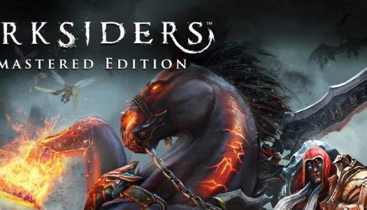 Tráiler de lanzamiento de Darksiders: Warmastered Edition para Switch