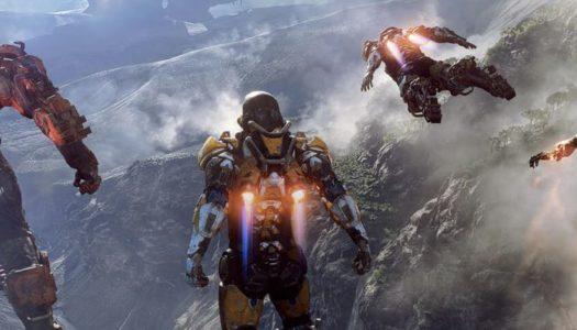 Electronic Arts y el director de Distrito 9 lanzan tráiler de Anthem
