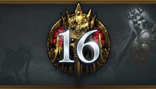 Diablo III: Temporada 16 y nuevo parche disponibles a partir de esta tarde
