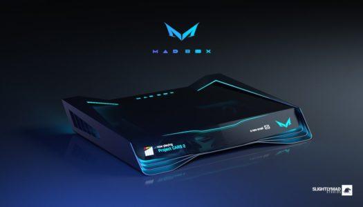 Mad Box: ¿qué sabemos de la consola de Slightly Mad?
