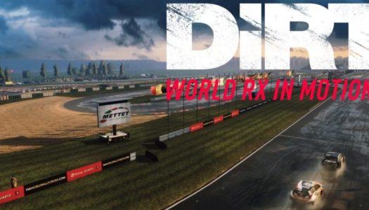 Nuevo tráiler del mundial de Rallycross de DiRT Rally 2.0